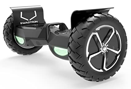 Water Hoverboard For Sale >> Amazon Com Swagtron Swagboard Outlaw T6 Off Road Hoverboard