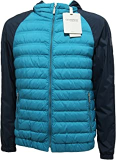 Geospirit 3465M Giubbotto Piumino Uomo clarkii giacche Quilted Jackets Coats Men