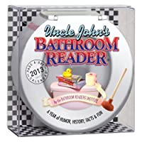 Uncle John's Bathroom Reader 2013 Calendar