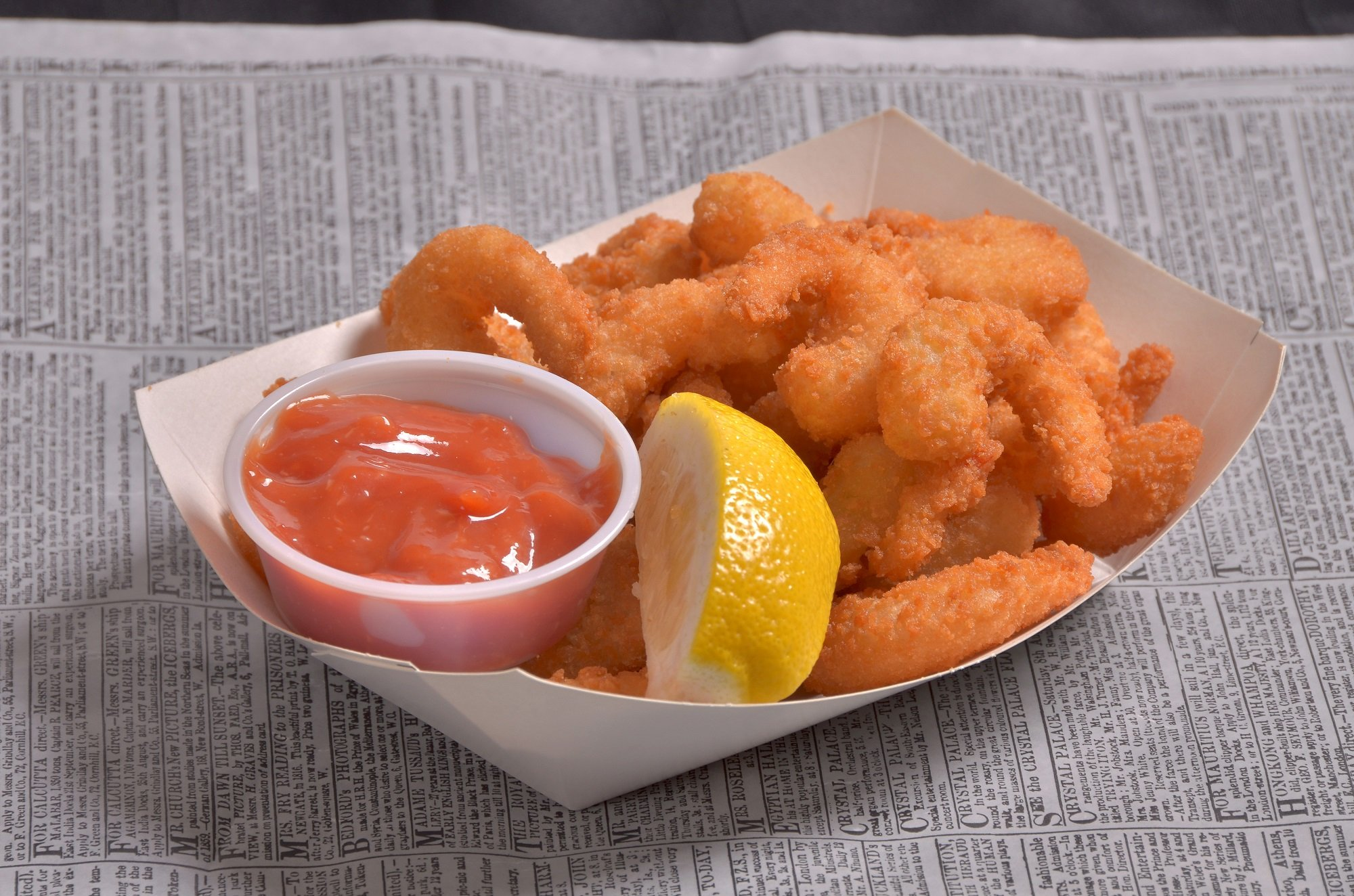 Mrs. Friday's Breaded Shrimp Pouch, 8 oz., (12 count)