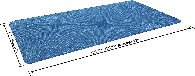 Bestway 58240 - Cobertor Solar para Piscina Desmontable 380x180 cm ...