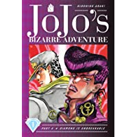 JoJo's Bizarre Adventure: Part 4--Diamond Is Unbreakable, Vol. 1