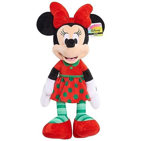 149f8c337ec0 Amazon.com  Disney 15177 Minnie Mouse Holiday 2018 Plush