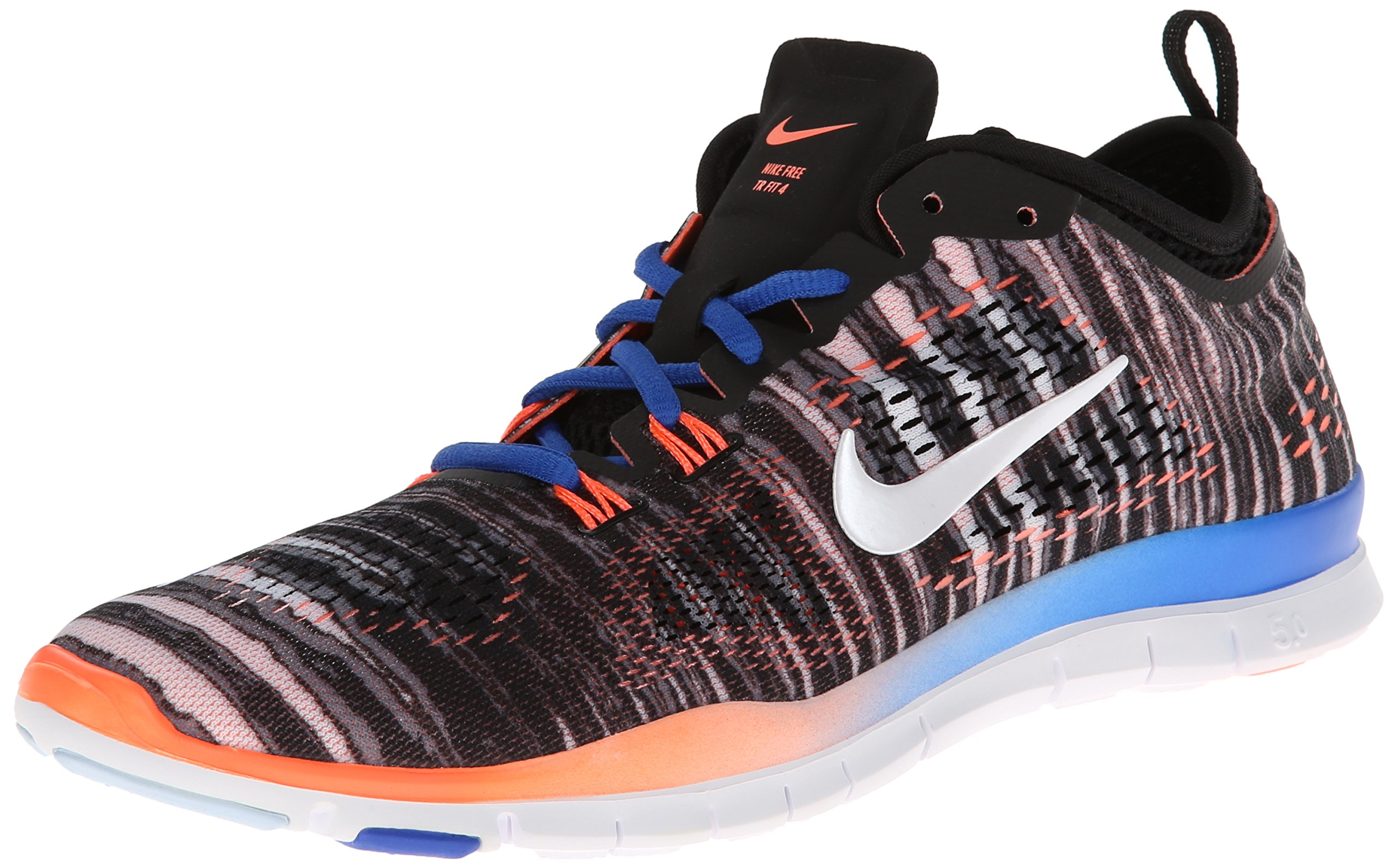 the latest 3b953 611a5 Nike Women's Free 5.0 Tr Fit 4 Print | Shoes Mall Fashion - Online Shoes  store