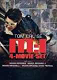 Mission: Impossible 4-Movie Set (Mission: Impossible / Mission: Impossible II / Mission: Impossible III Mission: Impossible - Ghost Protocol)