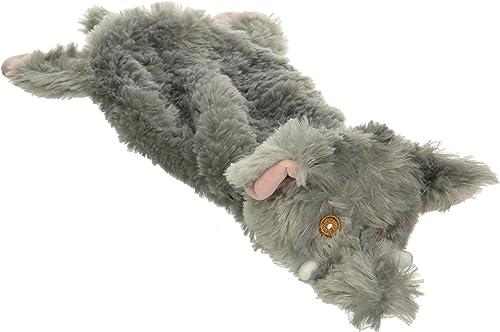 Adog Skinny Elephant Dog Plush Toy, 21-Inch