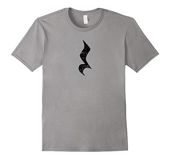 Amazon Rest Music Symbol Quarter Relax Mindfulness Aged T Shirt