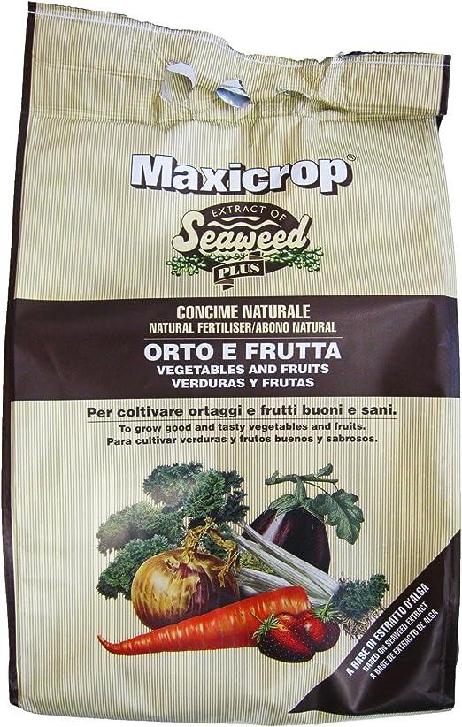 Valagro - Abono granulado Maxicrop Valagro para huerto y frutas ...
