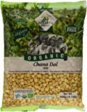 24 Mantra Organic Bengalgram Chana Dal, 500g
