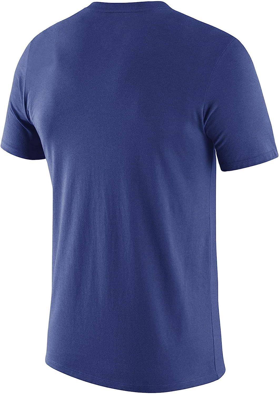 Nike Mens Chicago Cubs Royal Statement Team Name T-Shirt