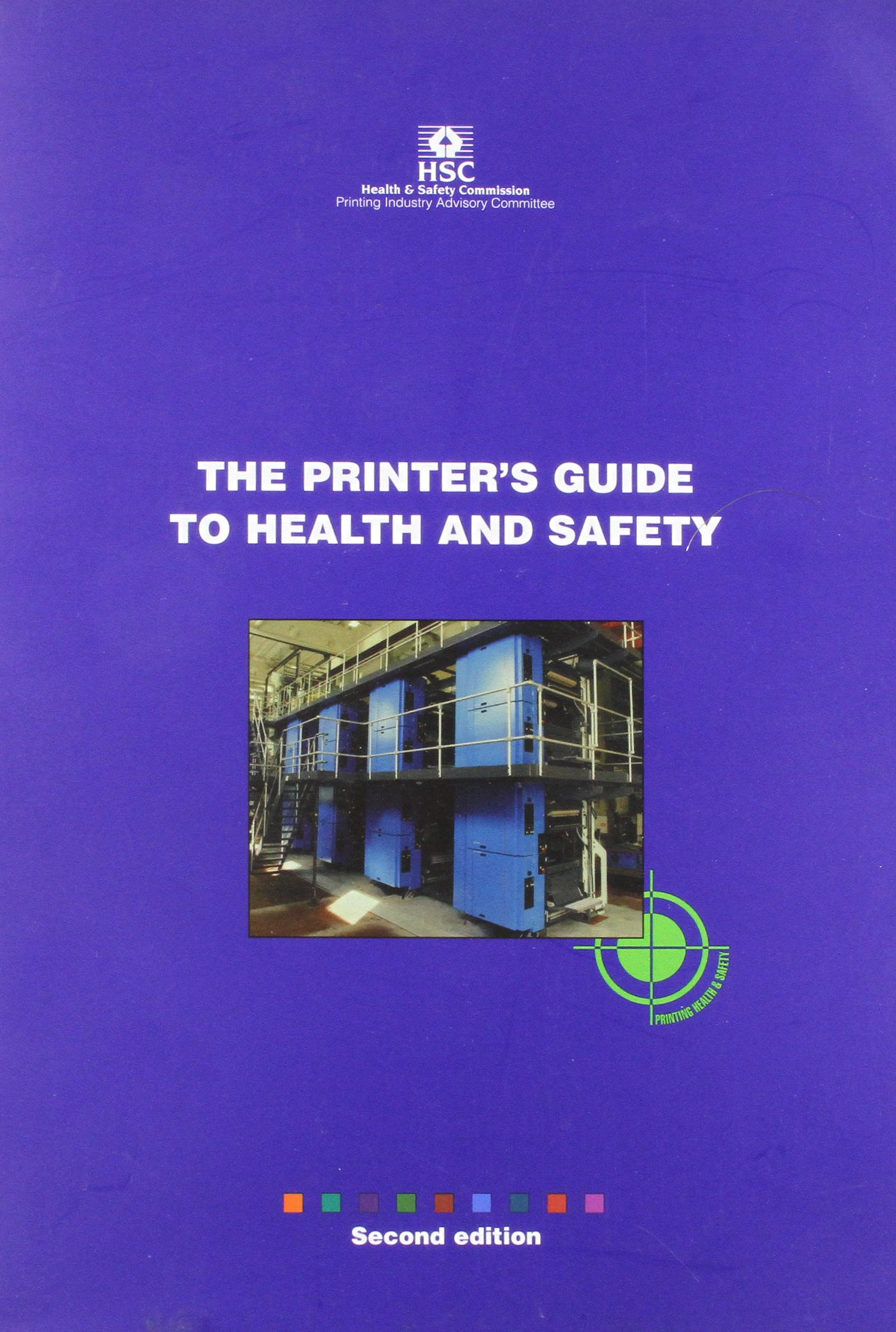 Download The printer's guide to health and safety (IAC guidance booklet) PDF