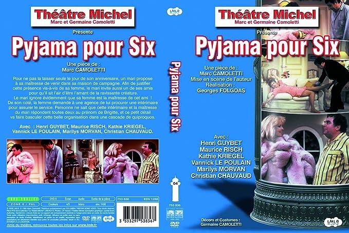 Pyjama pour six - Pièce de théâtre 81mWFQJQarL._SX679_
