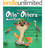 Otto the Otter's Muddy Puddle: childrens picture book about the environment (The Rubbish Rebellion 2)