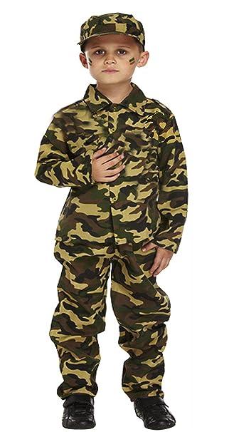Forum Novelties Desert Soldier Child Costume Large