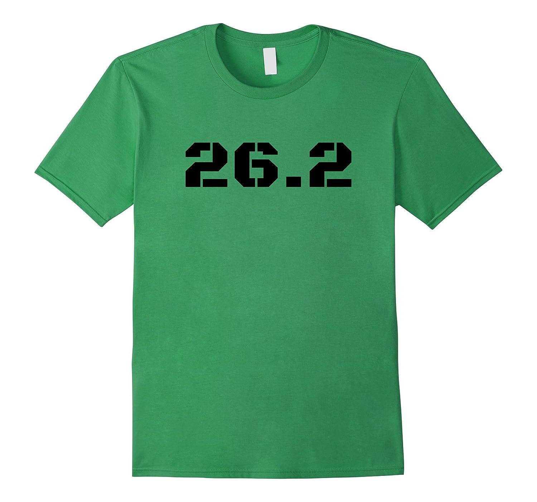 26.2 Women and Men Marathon Running Shirt-TH