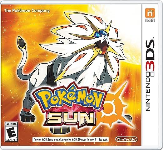 Pokemon Sol, 3DS