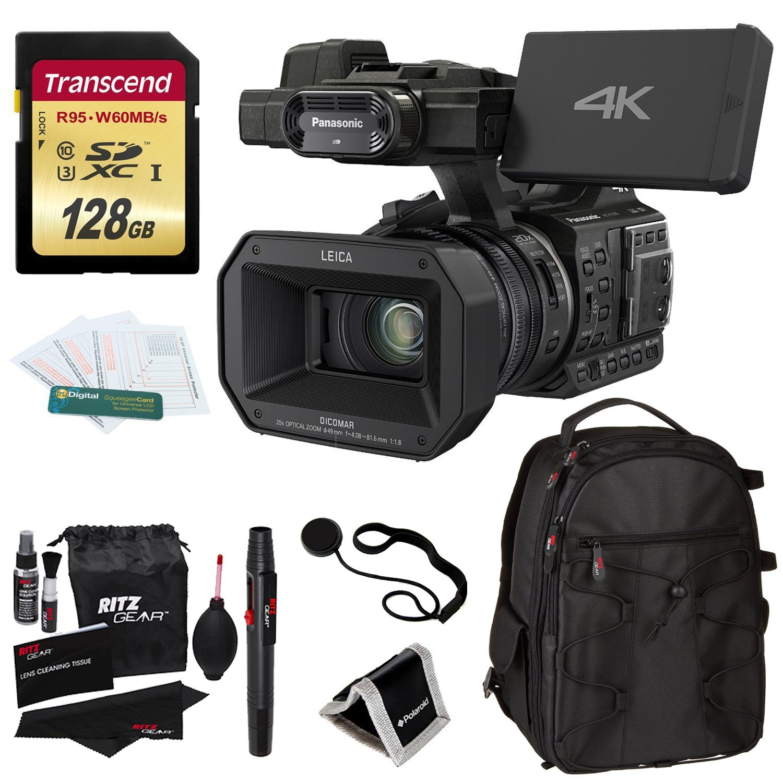 Panasonic HC-X1000 4K-60p/50p Camcorder