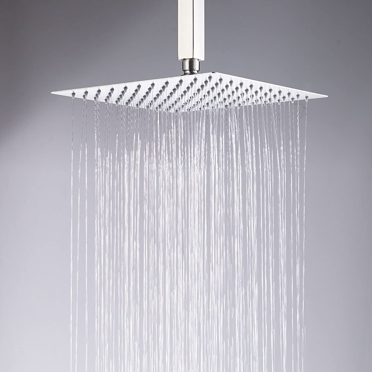 Rozin Chrome Bathroom Rainfall...