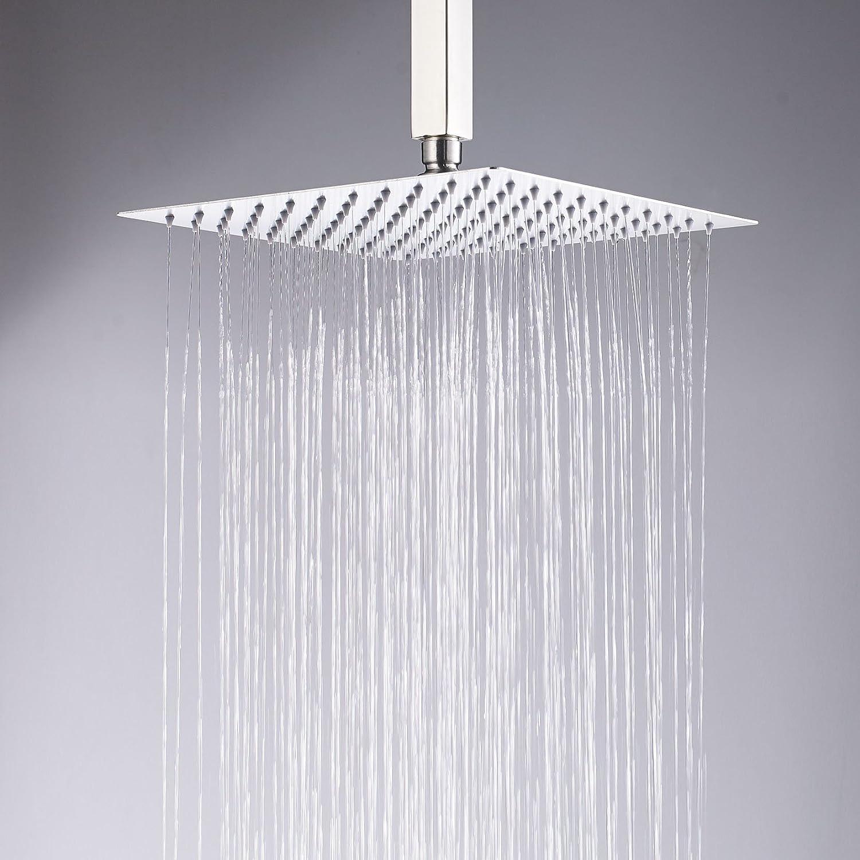 Rozin Chrome Bathroom Rainfall...