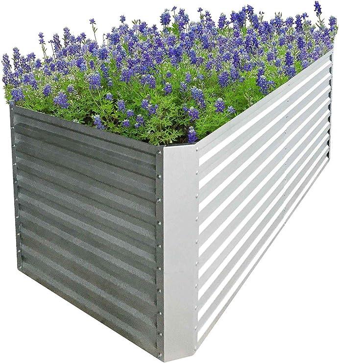 RS Trade - Jardinera de jardín para Verduras, para balcón, terraza y jardín, Resistente a la Intemperie: Amazon.es: Juguetes y juegos