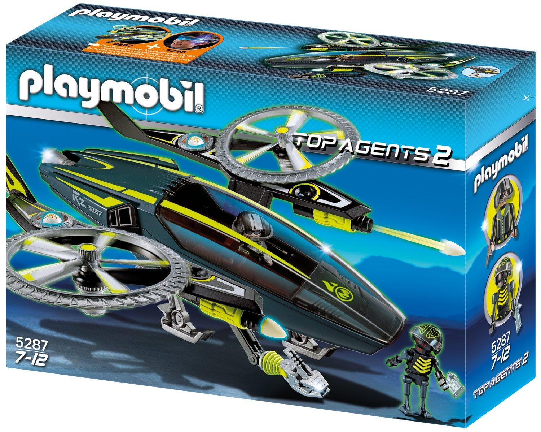 Playmobil 5287 - Magma Masters Masters Magma Razorcopter 35fa7f