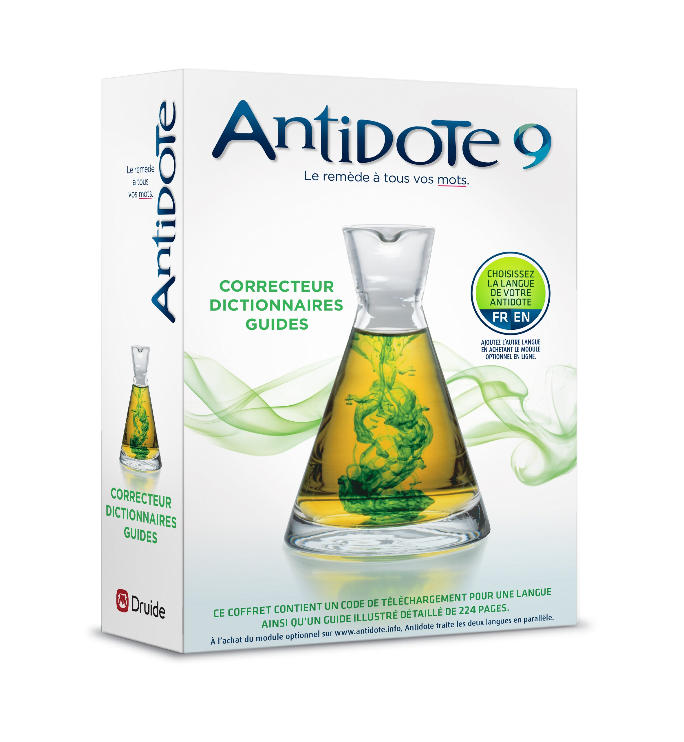 antidote druide