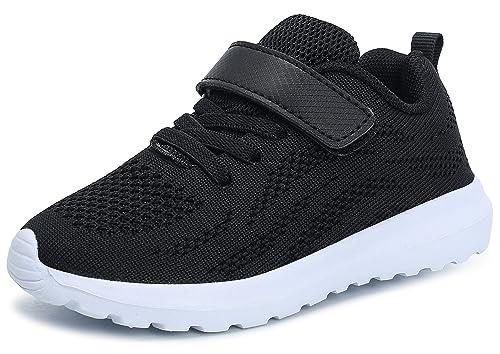 Amazon.com: Adituo - Zapatillas de tenis ligeras para niños ...