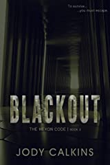 Blackout (The Hexon Code Book 3) Kindle Edition
