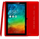 NPOLE Tablet 16G 1G IPS 7 Inch Android Quad Core CPU Dual Camera HD Video 3D Game Supported Red