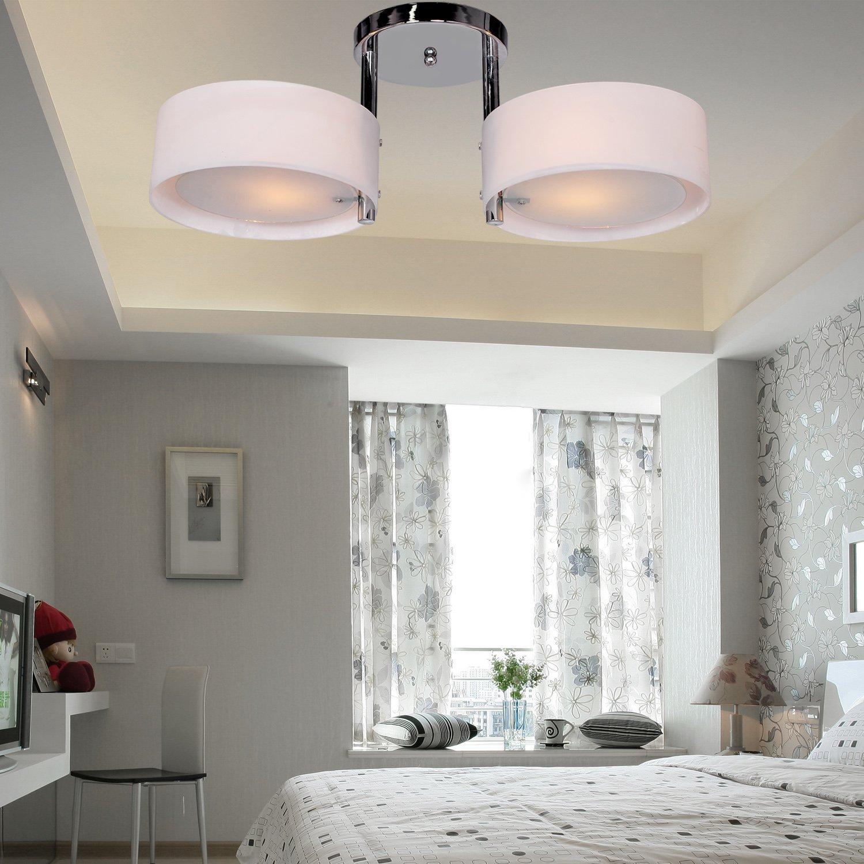 Alfrot Moderne Mit Acryl Kronleuchter Mit Moderne 3 Lampen Ebene