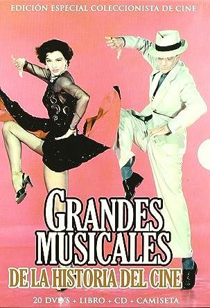 Pack: Grandes Musicales De La Historia Del Cine - Edición Especial ...