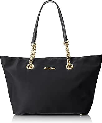 Calvin Klein Women's Florence Nylon Tote Bag