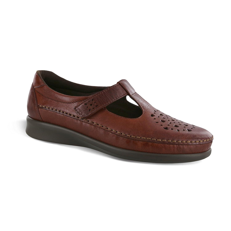 SAS Women's Willow Shoes B06XYZC3VX 10 M (M) (B) US Walnut