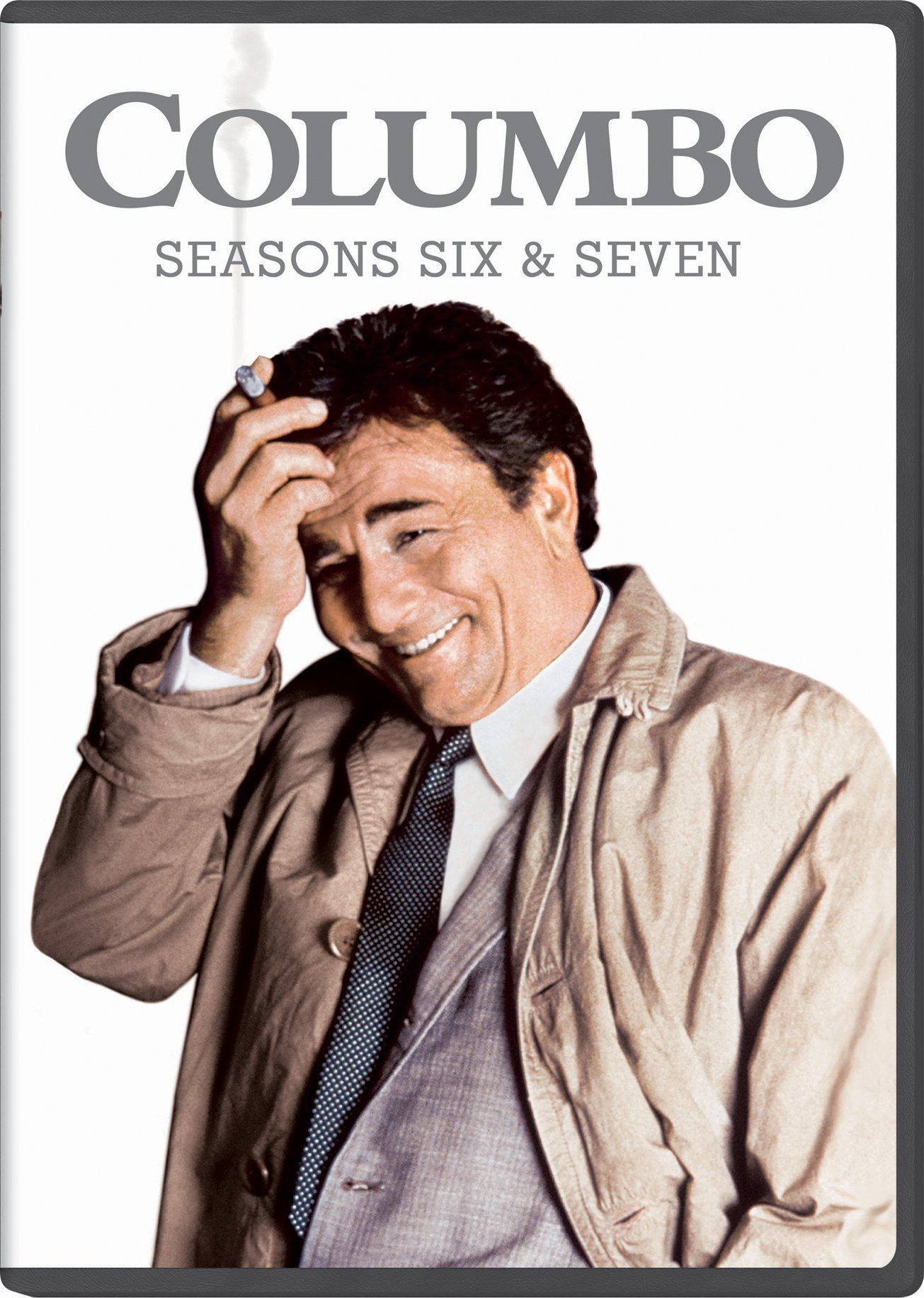 DVD : Columbo: Seasons Six and Seven (Snap Case, 3 Pack, 3 Disc)