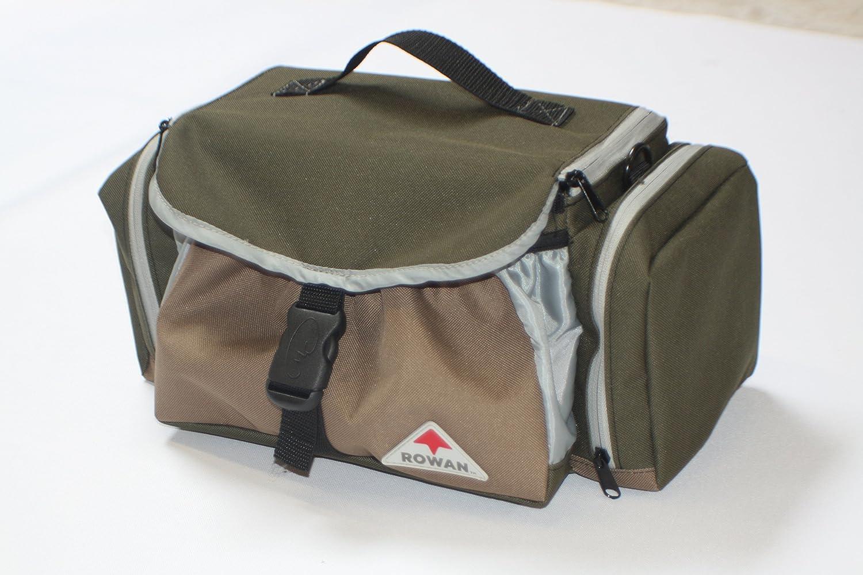 Mountain Cork Soft Tackle Bag w Utility Boxes