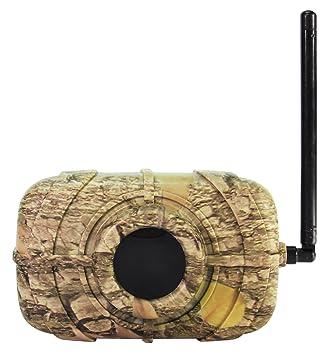 Spypoint WRL-B - Cámara de vigilancia para la caza, con sensor de movimiento