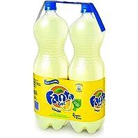 Fanta limón - Pack de 2 botellas x