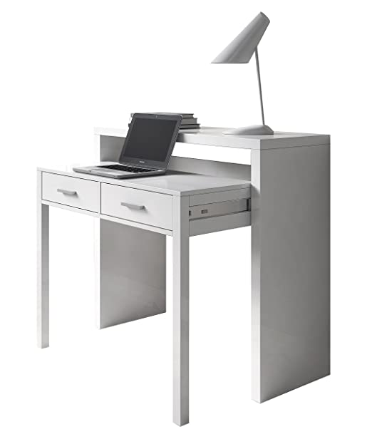 SERMAHOME- Consola Decorativa Extensible Convertible en Mesa ...