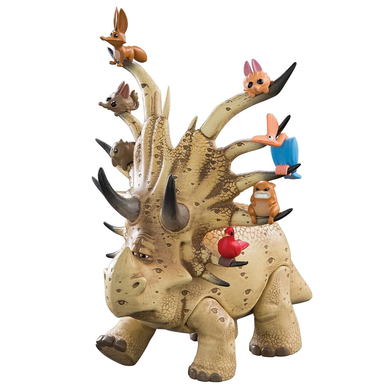 amazon com the good dinosaur large figure forrest woodbush