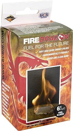 BULK BUY Twenty Four Fire Dragon BCB Cooking Fuel Tablets Blocks