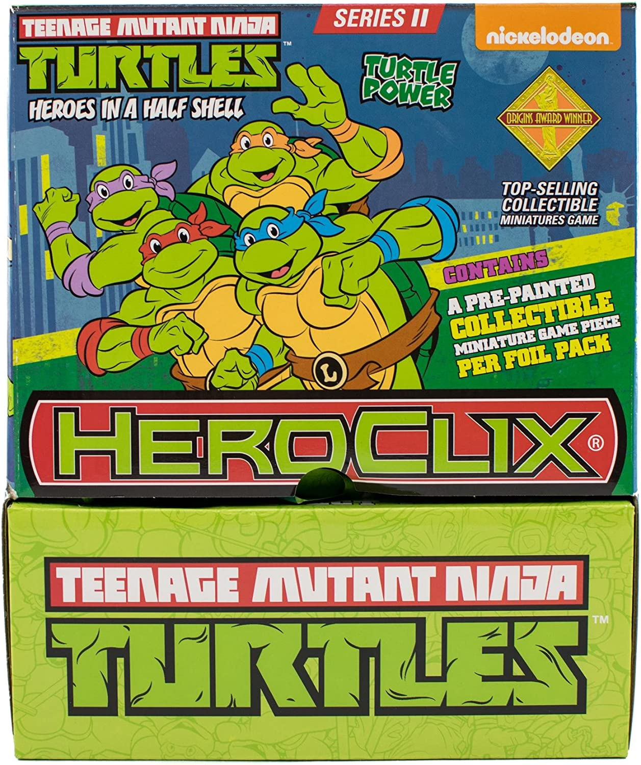 Amazon.com: Teenage Mutant Ninja Turtles Heroclix: Gravity ...