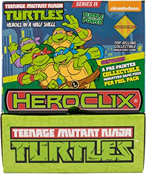 Amazon.com: Teenage Mutant Ninja Turtles Heroclix: Gravity ...