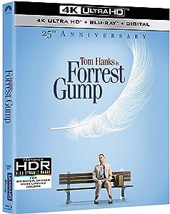 Forrest Gump (4K UHD + Blu-ray + Digital)