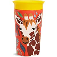 Munchkin Miracle 360 Wildlove Sippy Cup, 9 Oz, Giraffe
