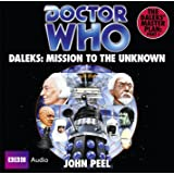 Doctor Who Daleks: Mission To The Unknown (Doctor Who Classics)