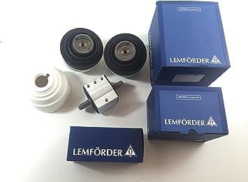 2 X Motorlager 1 X Getriebelager LemfÖrder S211 W211 W203 S203 W220 W221 U A Auto