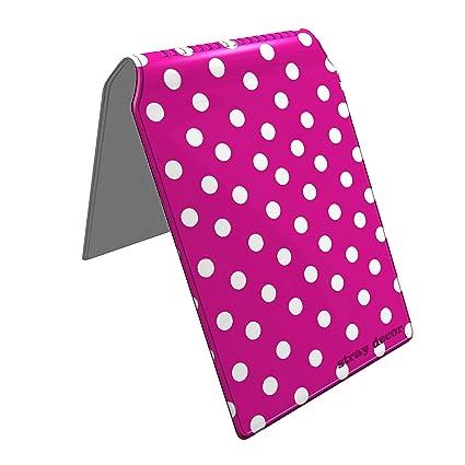 Stray Decor (Polka Dots (Pink and White)) Funda para Autobús ...