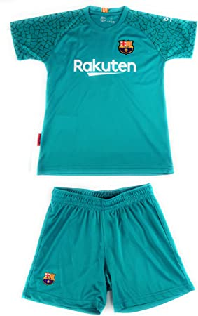 Rogers Equipación 17-18 FC Barcelona niño TER STEGEN camiseta ...