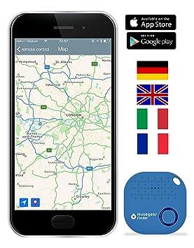 musegear® app Key Finder - Version 2 localisateur et traqueur sonore pour  retrouver clés - a77be610cac