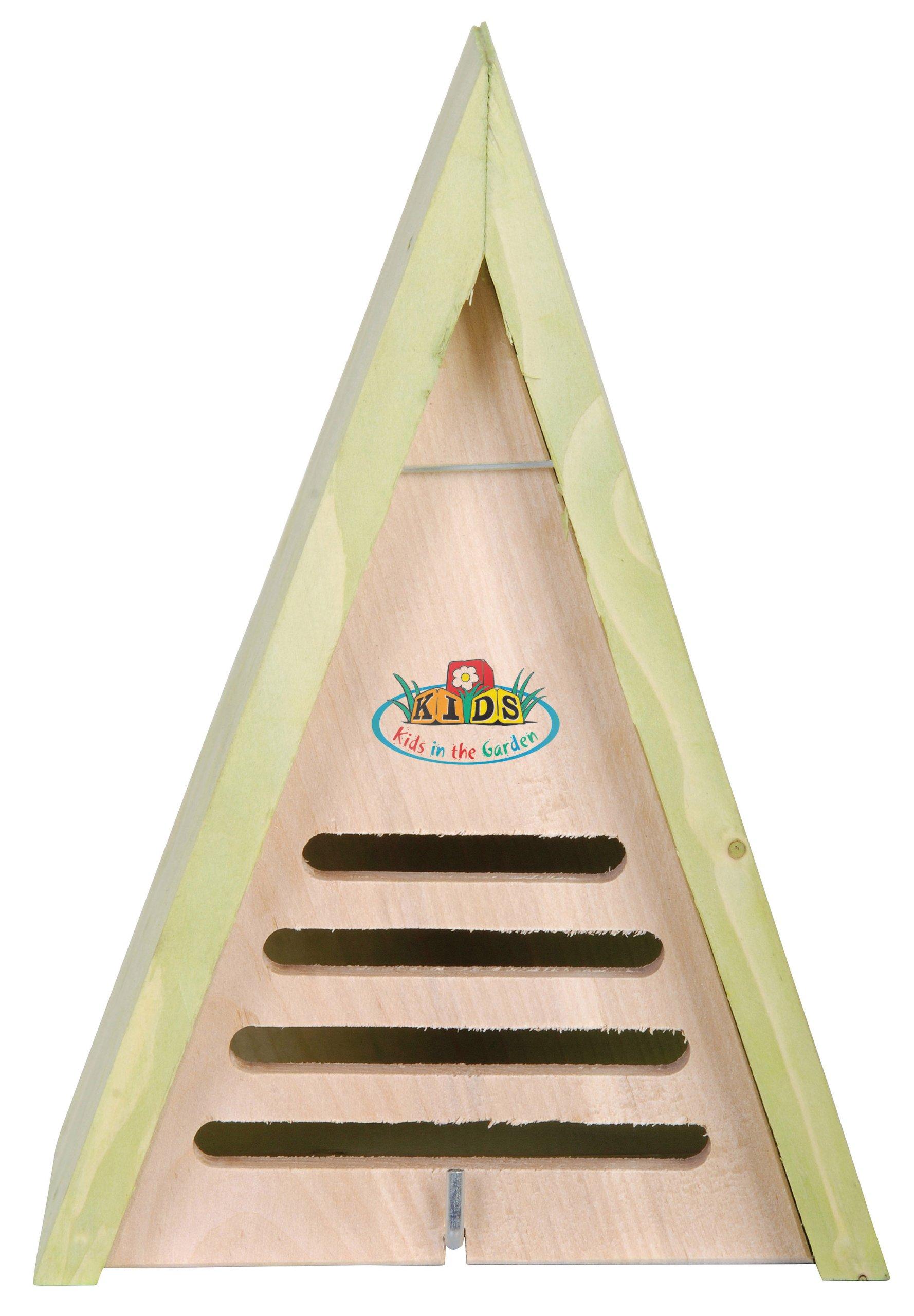 Esschert Design USA KG136 Children's Triangle Ladybug House by Esschert Design USA